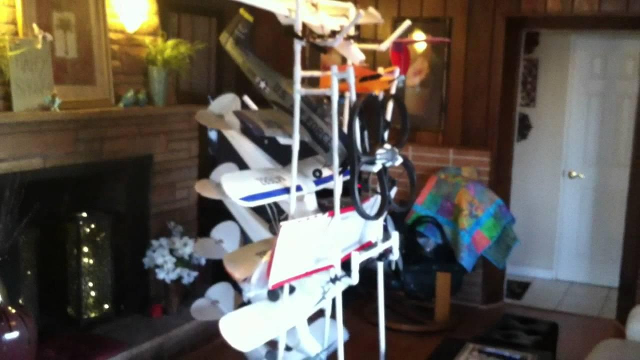 Rc Plane Rack Storage 1 Youtube