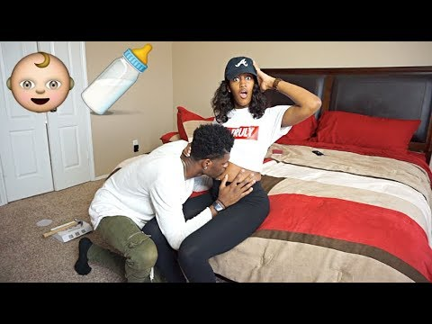 I WANT TO HAVE A BABY NOW PRANK!!!