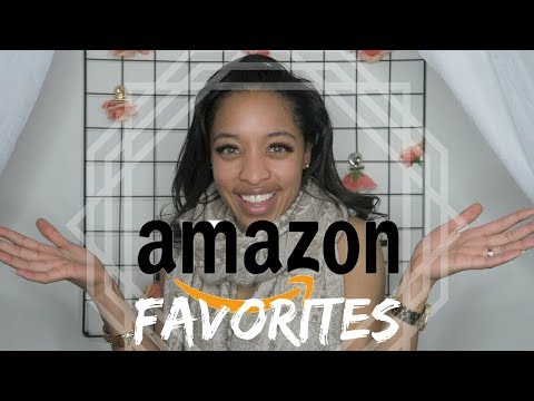 AMAZON MUST HAVES 2018: BEAUTY, TECH, BOOKS & CLOTHING