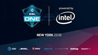🔴LIVE: [Vietnamese] ESL One New York 2018 Grand Final - Team Liquid vs mousesports