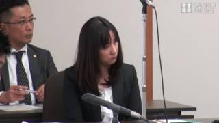 大阪府堺市の小林由佳市議 2回目の証人尋問