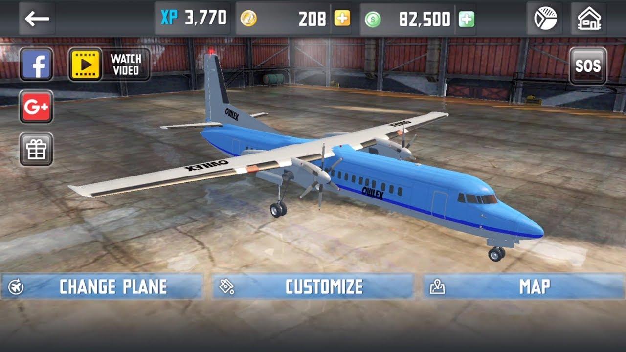 Flight Sim 2018 (Ovilex Software) #3 - Flight Game Android/iOS Gameplay FHD