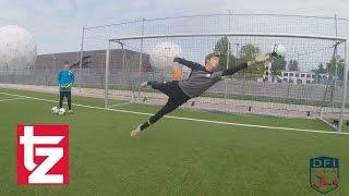FC Bayerns Torwart-Zukunft heißt Niklas Theile