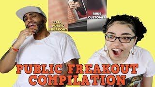 Public Freakout Compilation #446 REACTION