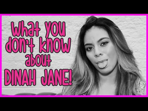 5 Things You Dont Know About Me With Dinah Jane - Fifth Harmony Takeover