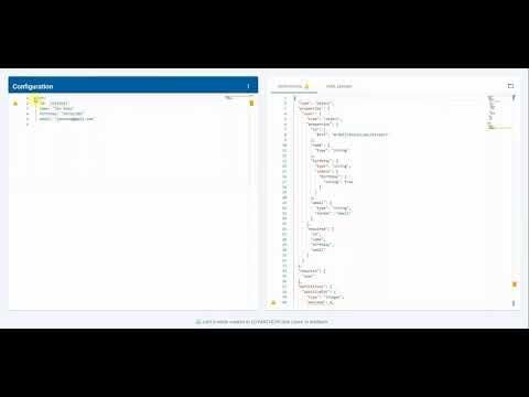 CDNF.io YAML Editor (Demo) | PANTHEON.tech
