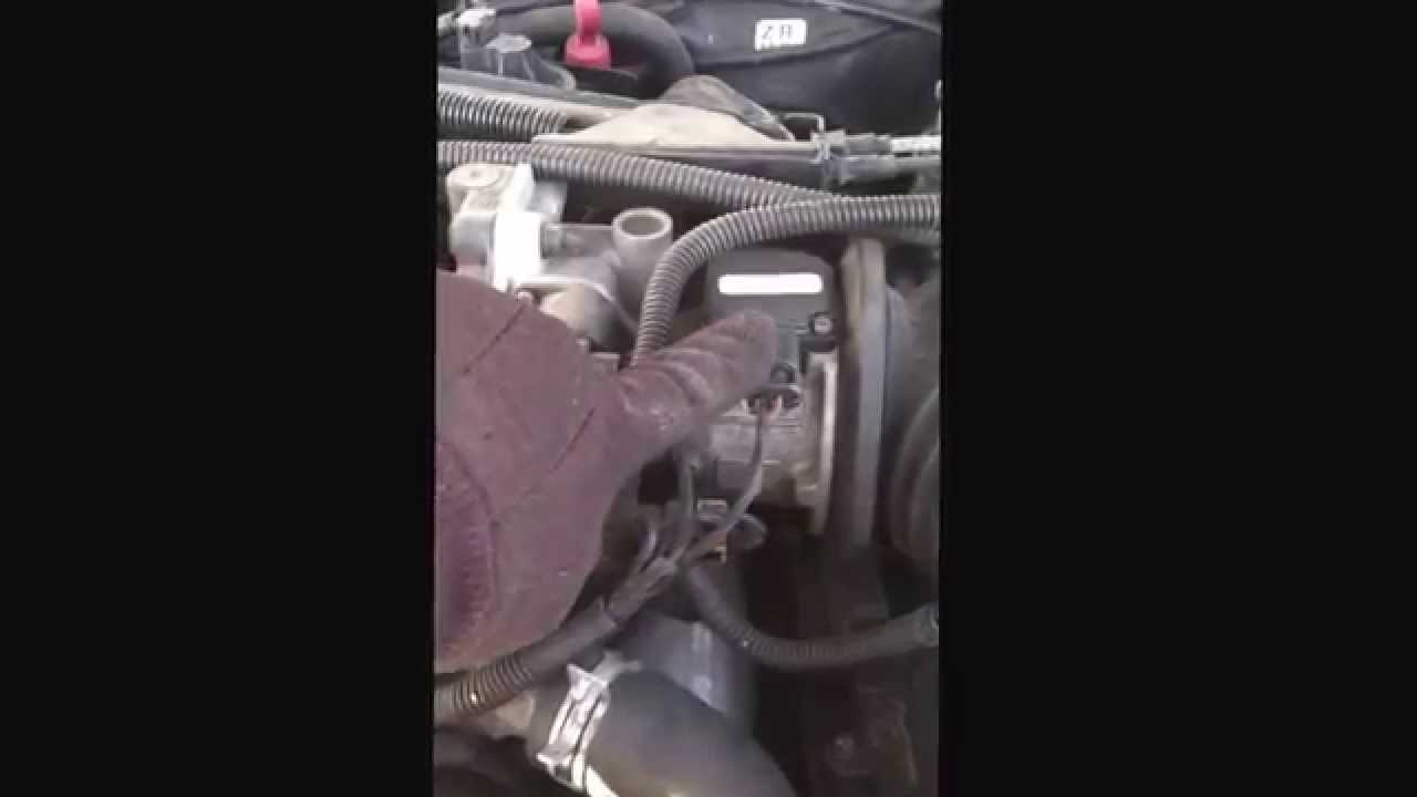 Chevy Lumina Mass Airflow Sensor Replacement 1995 2001 Youtube 1998 Wiring Diagram