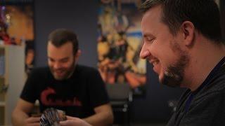Lord of the Rings Gameplay ft. Matt & Caleb | FFG Worlds 2015