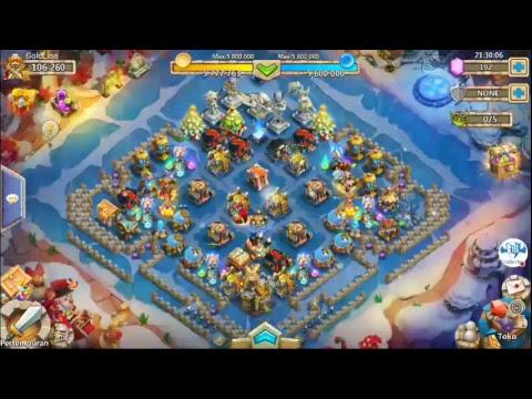 Anniversary Castle Clash 5th