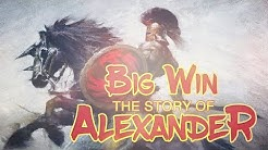 BIG WIN!!!! The Story of Alexander big win - Casino - Bonus Round (Casino Slots)