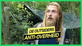Voor altijd los van de maatschappij | De outsiders | NPO3 TV