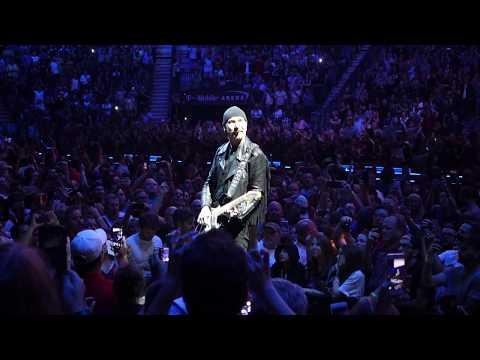 U2 - Pride (In The Name Of Love) - Las Vegas - 5/12/2018