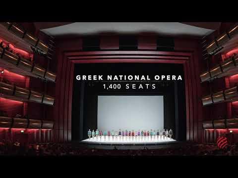 Stavros Niarchos Cultural Centre, Greece - Webuild Project