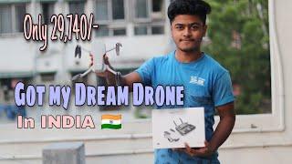 I got DJI Mavic mini from amazon | Drone in INDIA | original mavic mini | bengali