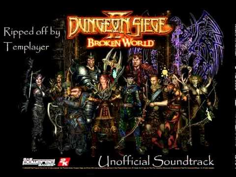 Dungeon Siege 2 Broken World Unofficial Soundtrack - Surgeon Forest