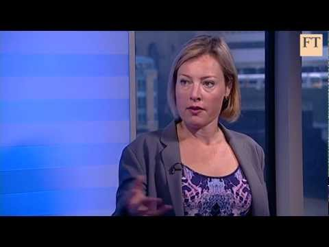 The FT's Gillian Tett on the Eurozone