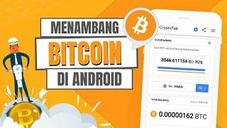Download Mp3 Cara Menambang Bitcoin di Android