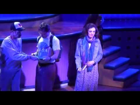 Heathers Beautiful Off Broadway 2014 Barrett Wilbert Weed Elle Mclemore Alice Lee