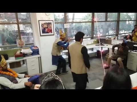 CCD Delhi Office Diwali 2016