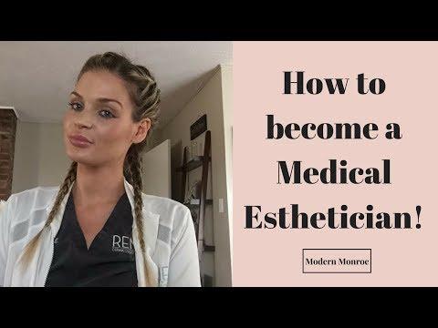 How do I become a medical Esthetician? My journey becoming a Medical Esthetician #Lovetheskinyourin