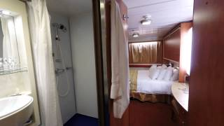Carnival Inspiration Cabin Tour Full 720