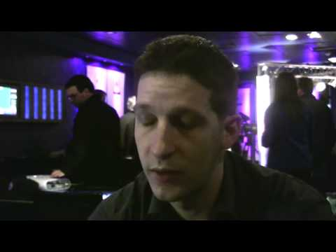 Dimitris Psarros  at the GCBPT 2008 - Bristol Grand Final
