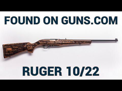 Found On Guns.com: Ruger 10/22