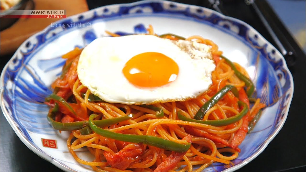 Photo of Chef Rika's Napolitan [Japanese Cooking] – Dining with the Chef – video