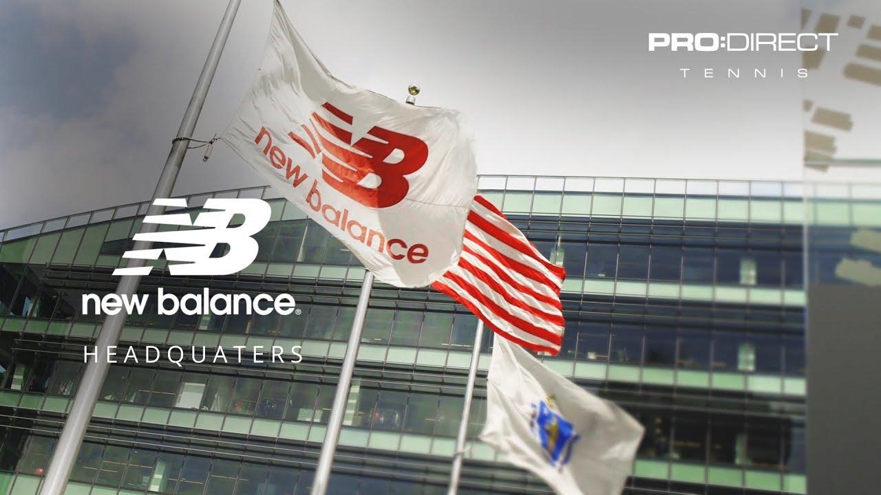 new balance us headquarters