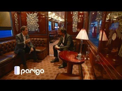 Parigo#64 : La magie de l'Orient Express - 동영상