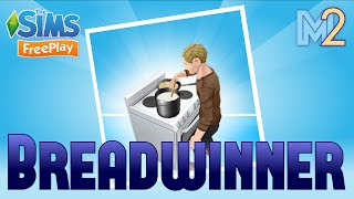 sims freeplay breadwinner cooking quest with ron weasley let s play ep 2