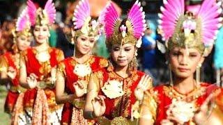 Tari GOLEK BAWARAGA - Selasa Legen Pujokusuman - Javanese Classical Dance [HD]
