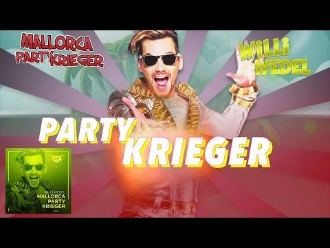 Willi Wedel - Mallorca Party Krieger - official Lyrik Video