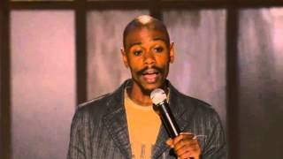 Dave Chappelle - Smoking Indooors (Stand Up Comedy Pt. 6)