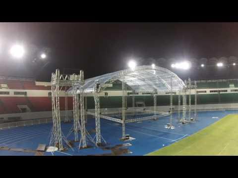 Philippine Sports Stadium Event