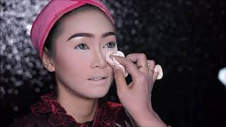 Step by Step Makeup Wedding Tradisional