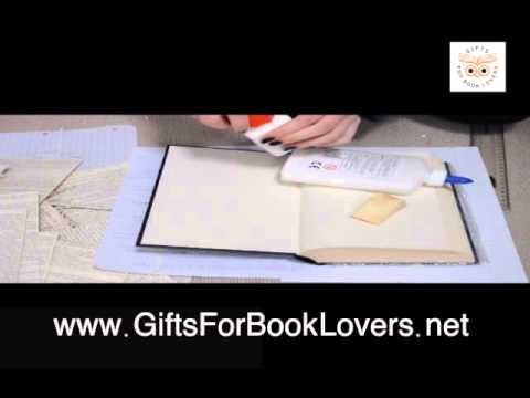 How to make your own Novel Safe as a Gift For Book Lovers