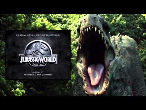 Indominus Rex Theme - Jurassic World (Soundtrack Compilation)