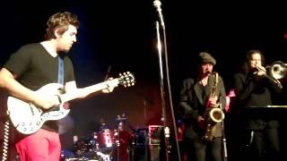 """The Matthew Stubbs Band Feat. Sax Gordon """"Sac-O-Woe"""" Tupelo Music Hall 2/11/10"""
