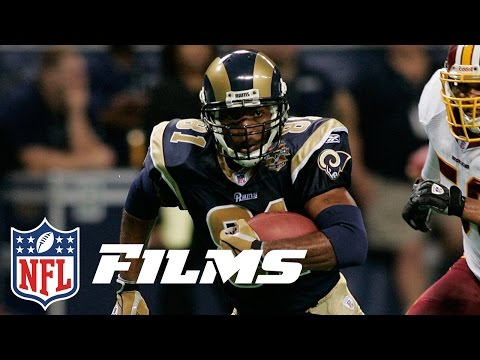#4 Torry Holt | Top 10 Wide Receivers of the 2000s | NFL Films