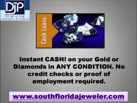 Watch Pawn Fort Lauderdale | Davie Jewelry & Pawn