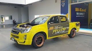 มาแอบดู-d-max-สายเหลือง-ตั้ม-tum-racing-channel-ถ่ายวีดีโอติดฟิล์มที่-บ-hi-kool-รถซิ่งไทยแลนด์