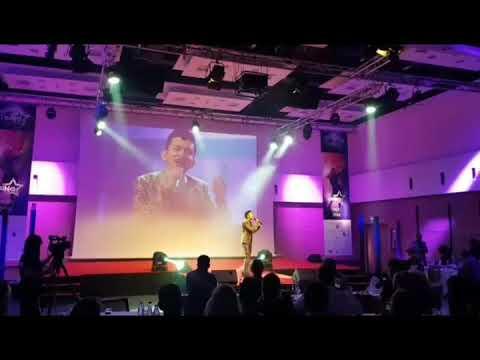 i-SiNG World 2018 (Champion - Malaysia) - Syafeek Ikhwan Singing Kau Kekasihku (Siti Nurhaliza)