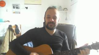 Gin gan goolie The Scaffold acoustic cover