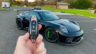 What It's Like To Drive A '19 Porsche GT3RS! (POV) thumbnail