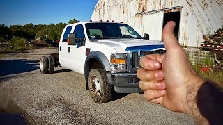 Building the ultimate 6.4 Powerstroke Tow RIG! - F450