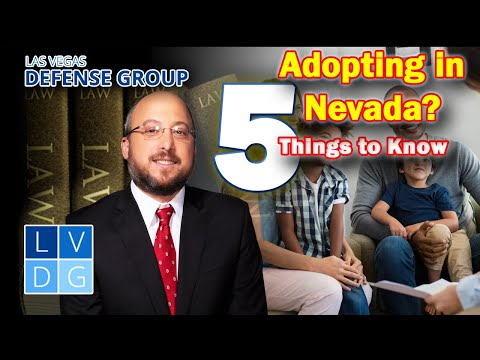 Adoption in Nevada – 5 Things to Know