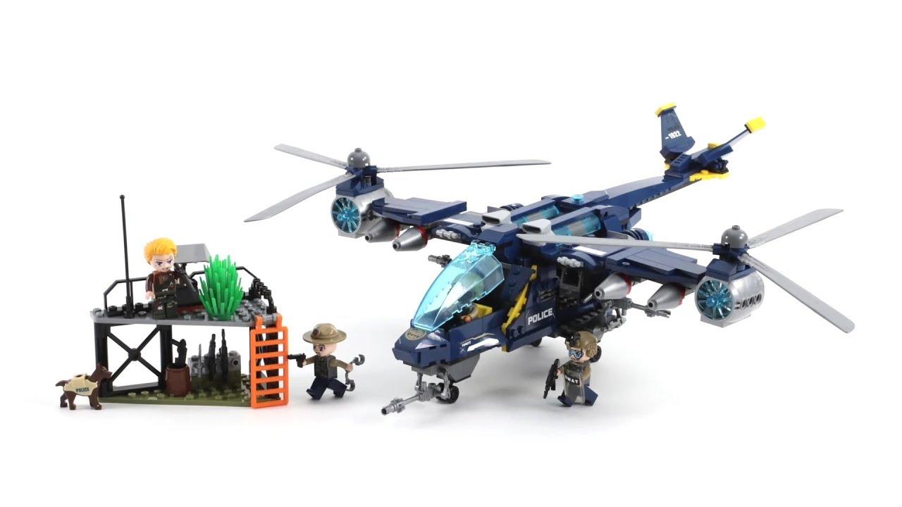 Custom COILGUN Space Weapon Space  Railgun Steel for LEGO Minifigures