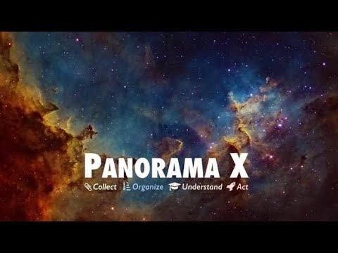 Introduction to Panorama X