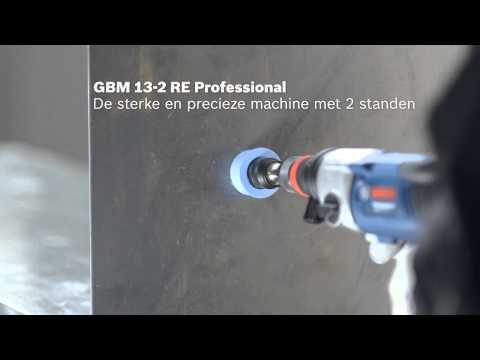 Bosch Boormachine GBM 6 RE / GBM 10 RE / GBM 13 HRE / GBM 13-2 RE Professional